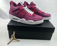 Kids' Nike Air Jordan 4 Retro GS 487724-661 True Berry Rush Pink Multi size NIB