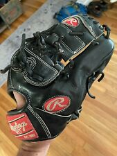 New listing Rawlings Heart of the Hide PRO206-9JB Fielder's Glove, Right-Handed Throw Mitt