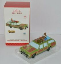 More details for rare hallmark keepsake lapoons vacations wagon queen family truckster 2013
