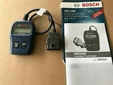 Bosch Pocket Scan OBD1000 OBD2 Engine Light Code reader