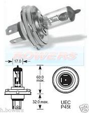 LUCAS LLB012 12V VOLT 60/55W UEC P45T HALOGEN HEADLIGHT LAMP BULB
