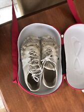 New listing Nfinity Vengeance cheer shoes SIZE 5.5 with carrying case