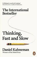 Thinking, Fast and Slow by Daniel Kahneman Paperback NEW