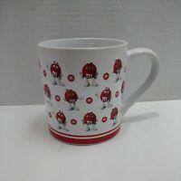 RED M&M Coffee Mug Cup 2018 Mars Limited Edition Frankford Candy LLC