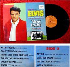 LP Elvis Presley Kissin Cousins