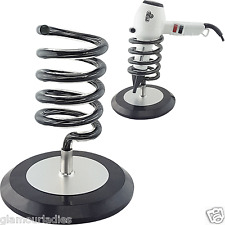 DMI Salon Spiral Dryer Holder, Desk Top Desk Mount for Hair Dryers/Straighteners
