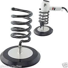 DMI Salon Spiral Dryer Holder, Desk Top Desk Mount for Hair Dryers/Straighteners