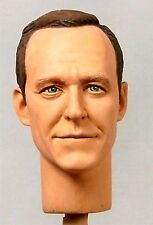 1:6 Custom Head of Clark Gregg as Phil Coulson from Agents of S.H.I.E.L.D.