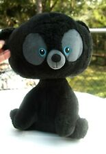 DISNEY Pixar Brave Plush Black Bear Brother approximately 15 inches tall