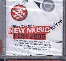MERCURYT REV / JOSH ROUSE / BRIGHT EYES + New music for 2005 UNCUT CD