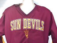 Arizona State University ASU L Pullover Wind Breaker Sun Devils