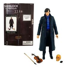 SHERLOCK HOLMES BENEDICT CUMBERBATCH COLLECTOR ACTION FIGURE