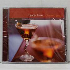Lifescapes : Take Five (5) Classic Jazz - CD New