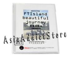 FTIsland 2nd Mini Album - FTIsland Beautiful Journey (Version B) (Taiwan Ver.)