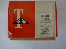Triad Filter Reactor C-47U. New.