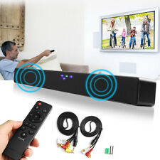 5.1 Bluetooth Heimkino 3D Soundbar Lautsprecher Audio Sound Wandtage Haushalt