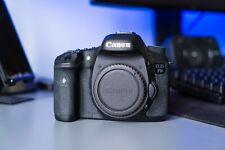 Canon 7D (8899 shutter counter)