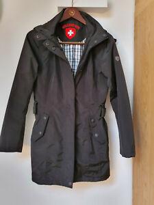 WELLENSTEYN coat jacket SILBERMOND black size S RRP 279 EUR excellent condition!