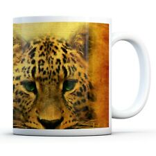 Amazing Wild Leopard - Drinks Mug Cup Kitchen Birthday Office Fun Gift #8241