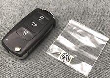 2010 - 2014 VW VOLKSWAGEN FLIP KEY FOB SHELL CASE KIT JETTA BEETLE PASSAT GTI