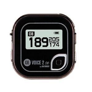 Neu 2021 Golf Buddy Voice 2 Se GPS Audio Vor Geladen Verbessert 20 + Stunden