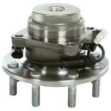 SKF Brand New Front Wheel Hub and Bearing Assembly w/ ABS - 2WD ONLY