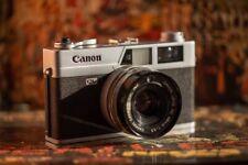 Canon Canonet QL25 35mm Film Camera - Film Tested