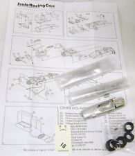 1/43 SRC29K 1966 F1 COOPER MASERATI T81 PRIVATEERS KIT BY SMTS