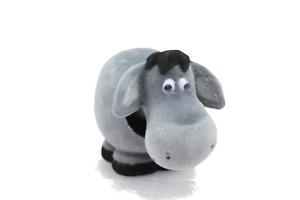 Gloomy Bobblehead Donkey with Auto Dashboard Adhesive