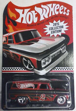 1/64 2015 HOT WHEELS COLLECTORS EDITION MAIL AWAY GMC PANEL
