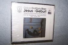 Oskar Gottlieb Blarr Jesus-Geburt weihnachts oratorium chor CD  versiegelt