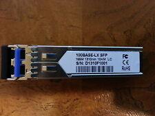 NEW GLC-FE-100LX 100% Cisco Compatible 3 Year Warranty 100BASE-LX SFP 10KM