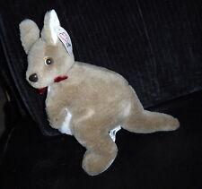 "Kangaroo 10"" Plush Stuffed Australian Design By Ascool Oz Mate Mom And Baby NWT"