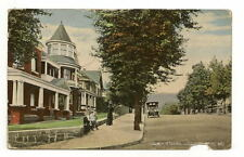 CUMBERLAND MD Greene Street Home Antique Postcard As Is