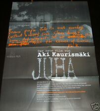 Aki Kaurismäki JUHA Plakat