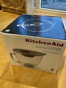 KitchenAid Glass Mixing Bowl With Lid Brand New