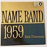 Bob Florence And His Orch. - Name Band: 1959 (Carlton LP12/115) Vinyl LP Jazz