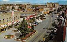 Grand Junction Colorado Main Street Scene Vintage Postcard K58121
