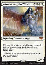MTG AKROMA, ANGEL OF WRATH FOIL FTV - AKROMA, ANGELO DELLA DISTRUZIONE