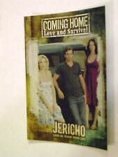 INKWORKS 2007 JERICHO SEASON 1 FOIL BOX LOADER CARD COMING HOME CH3
