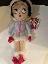 "17"" Betty Boop Fashion Diva Plush Doll Stuffed Toy Sugar Loaf Fleischer Collect"