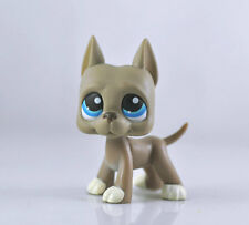 Littlest Animal Pet DANE Dog Child Girl Figure Littlest Toy Loose Cute LPS940