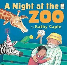 I Like to Read®: A Night at the Zoo by Kathy Caple (2014, Hardcover)