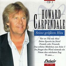 HOWARD CARPENDALE : SEINE GRÖSSTEN HITS - VOLUME 1 / CD - TOP-ZUSTAND