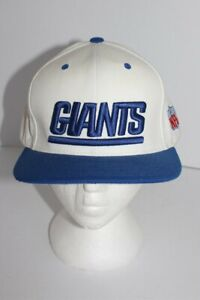 NFL New York Giants Football Team Baseball Cap Size OSFM BNWOT