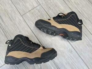 1998 vintage NIKE hiking ACG boots 8.5 suede