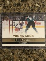 Tomas Hertl 2013-14 Upper Deck Young Guns Canvas Rookie RC San Jose Sharks