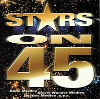 (CD) Stars On 45 - Beatles Medley, Abba Medley, Rolling Stones Medley, u.a.