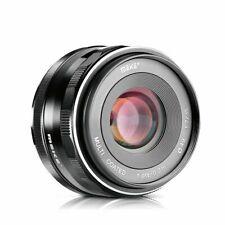 Meike 35mm F1.7 Manual Focus Prime Lens for Micro M4/3 Olympus Panasonic cameras