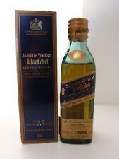MIGNON JOHNNIE WALKER BLUE LABEL 80 PROOF